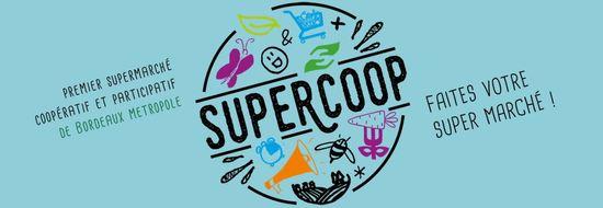 supercoop, supermarché coopératif